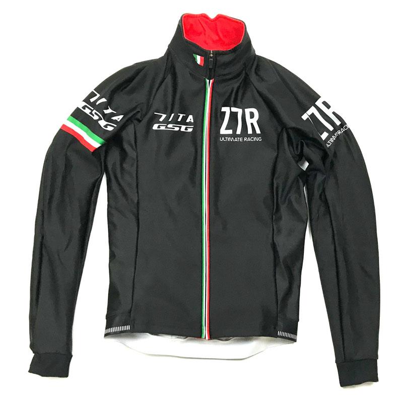 セブンイタリア Z7R eVent Softshell Jacket ブラック