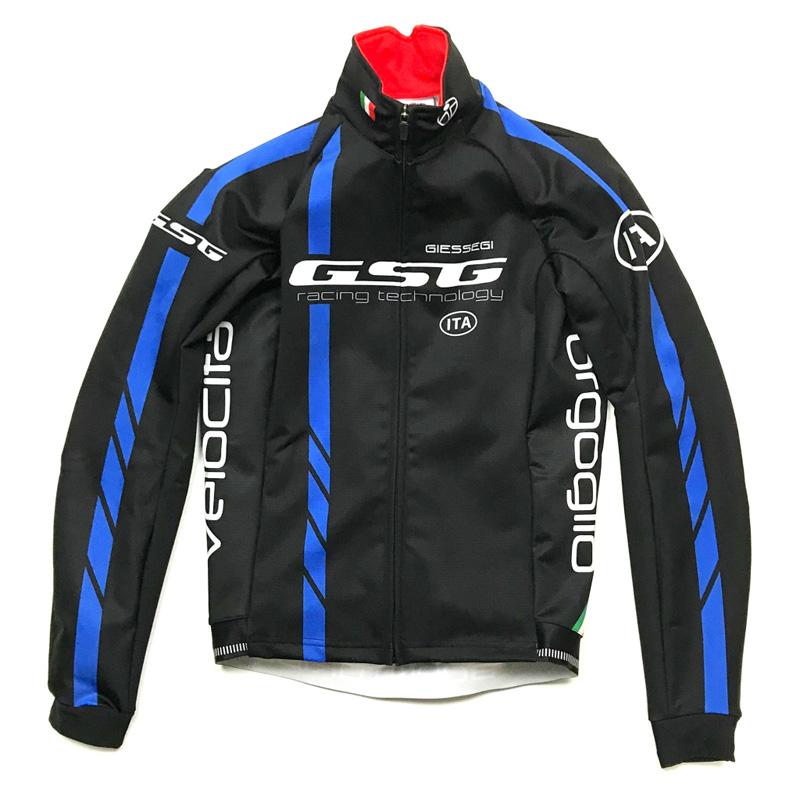 GSG GZ-R Jacket ブラック/ブルー