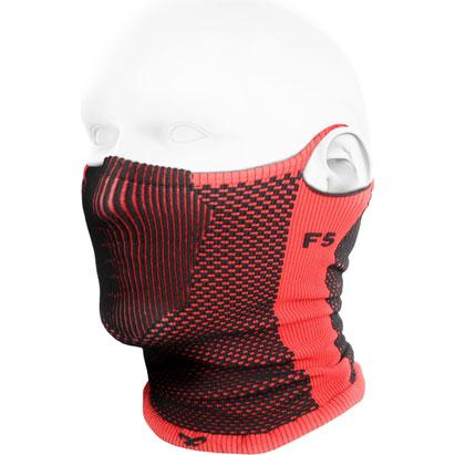 送料無料 ナルー 早割クーポン F5 レッド 2020モデル スポーツ用フェイスマスク UVカット 日焼け予防