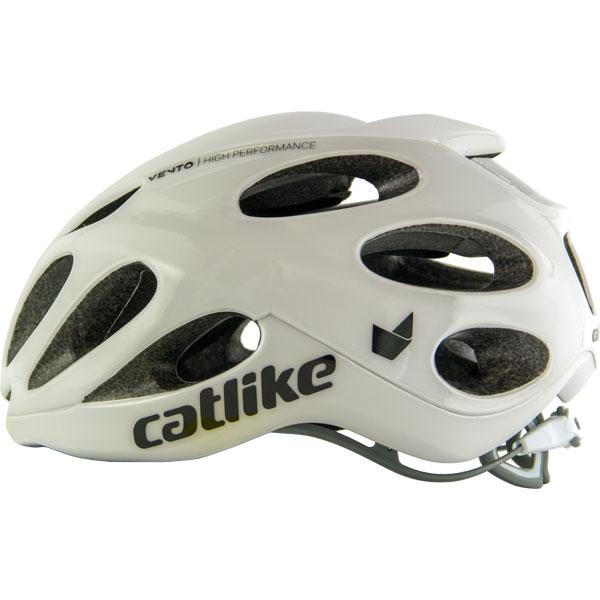キャットライク VENTO(ヴェント) ホワイト ヘルメット