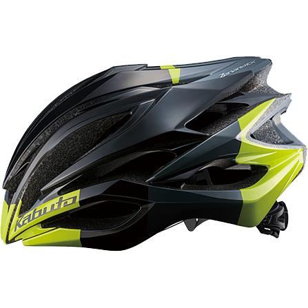 OGKカブト ゼナード-EX(ZENARD-EX) ブラックグリーン ヘルメット