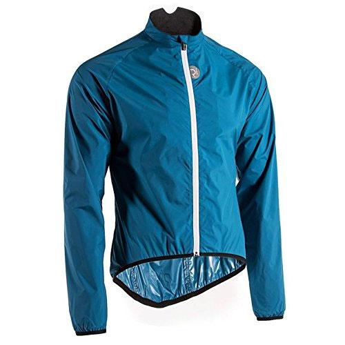 リベロ NORWOOD パッカブル サイクリング ジャケット ティール