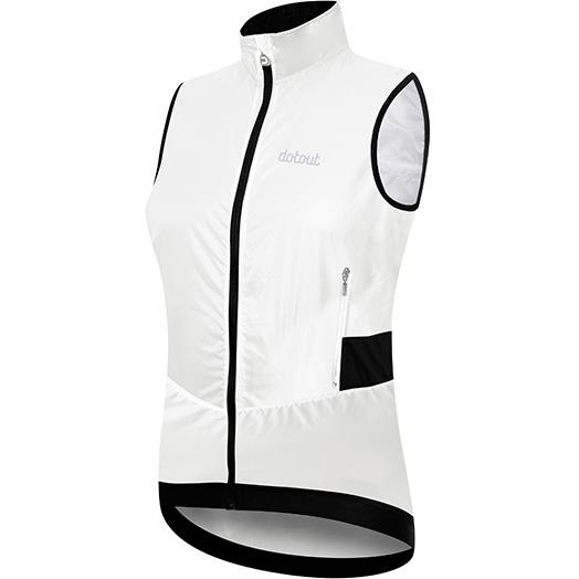 ドットアウト レディース Tempo Vest 000.ホワイト