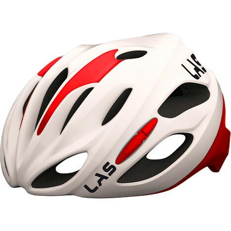 ラス COBALTO ホワイト/レッド ヘルメット