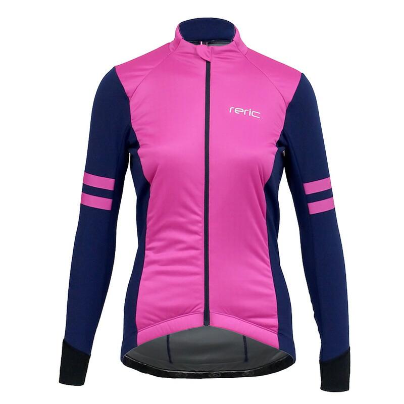 送料無料 レリック レビューを書けば送料当店負担 レディース アルドラ 買収 インサレーションジャケット ピンク 5~10℃