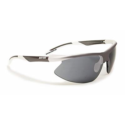 ベルトーニ F325CR Silver chrome/pearl white サングラス