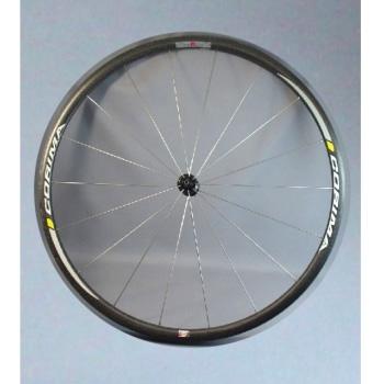 コリマ CC 2D シクロ チューブラー 前のみ 27インチ【自転車】【トラック・ピストパーツ】【ホイール】