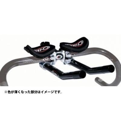 オーバル A910 スーパーライトクリップオンアタッチメント 【自転車】【ロードレーサーパーツ】【エアロバー・小物】【オーバル】