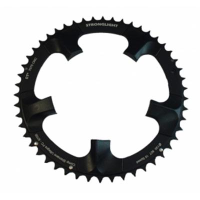 ストロングライト CT-2 130PCD ULTEGRA 6700用 アウターチェーンリング 【自転車】【ロードレーサーパーツ】【PCD130mm用チェーンリング】