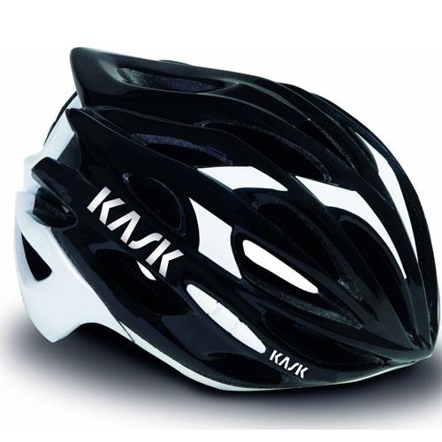 KASK MOJITO ブラック/ホワイト ヘルメット