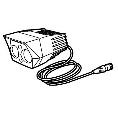 キャットアイ ライトユニット HL-EL920RC #534-2160 【自転車】【ヘッドライト】【ライトスモールパーツ】