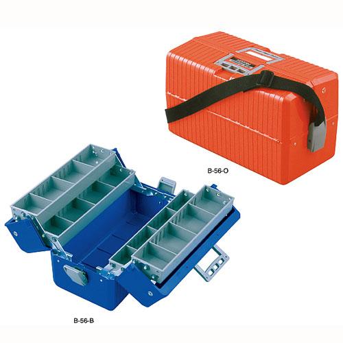 【自転車】【メンテナンス】【工具箱】 ホーザン ツールボックス B-56-O/B