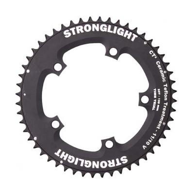 ストロングライト CT-2 (T.T) PCD:130 10/11s対応 【自転車】【ロードレーサーパーツ】【PCD130mm用チェーンリング】