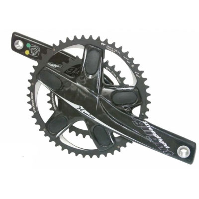 ストロングライト X-ウイング 52×39 アクティブリンク 【自転車】【ロードレーサーパーツ】