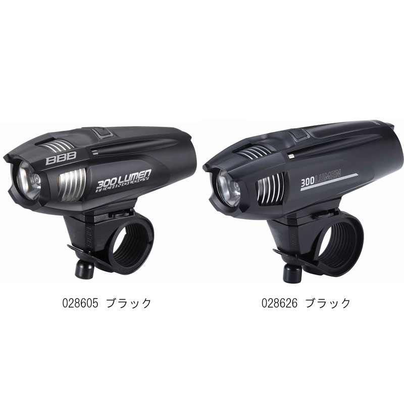 BBB ストライク 300 BLS-71 ヘッドライト 【自転車】【ヘッドライト】【BBB】