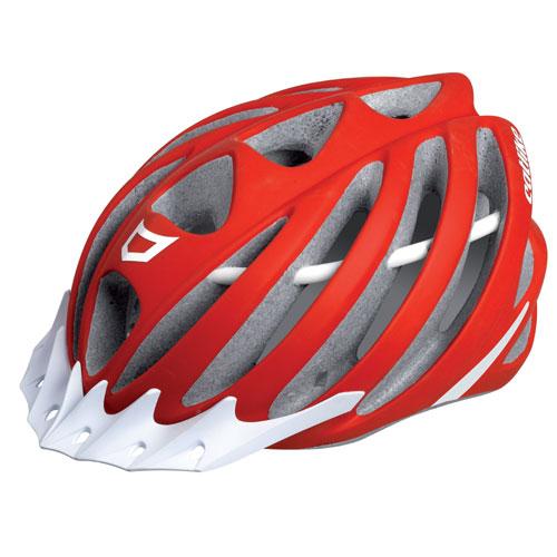 【現品特価】カットライク Vacuum (バキューム) マットレッド(R051) ヘルメット CE【自転車】【ヘルメット(大人用)】【カットライク】