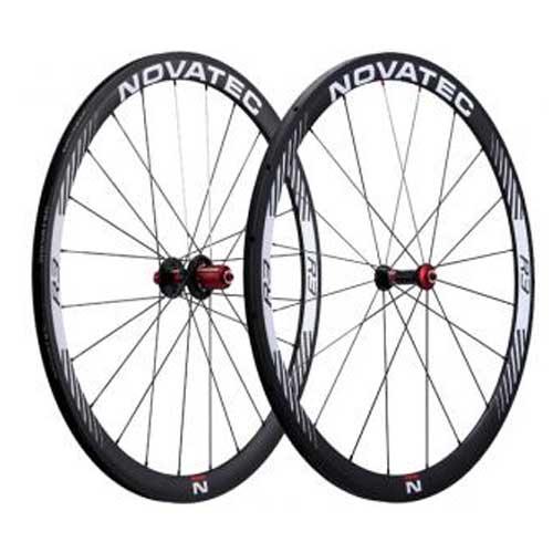 ノバテック R3 クリンチャーホイール シマノ用 前後セット 【自転車】【ロードレーサーパーツ】【ホイール】【ノバテック】