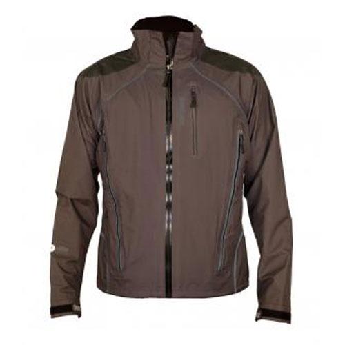 シャワーズパス REFUGE ジャケット グラファイトグレー 【自転車】【ウェア】【レインウェア】【シャワーズパス】