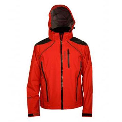 シャワーズパス REFUGE ジャケット カイエンレッド 【自転車】【ウェア】【レインウェア】【シャワーズパス】