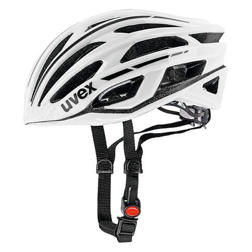 ウベックス RACE5 ヘルメット ホワイト 【自転車】【ヘルメット(大人用)】【ウベックス】