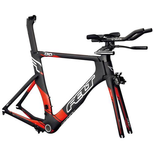 14フェルト DA FRD フレームキット マットカーボン 【自転車】【フレームのみ】【ロードバイクフレーム】