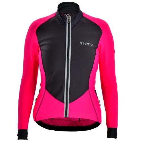 【現品特価】レリック レディース コルヴィス ライト ベントブロック ジャケット ピンク(8~16℃)【自転車】