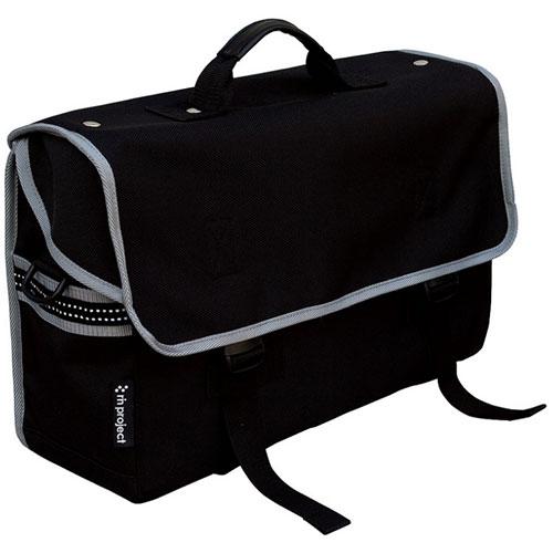リンプロジェクト 【1027】コミューターバッグ ブラック 【自転車】【バッグ】【メッセンジャーバッグ】【リンプロジェクト】