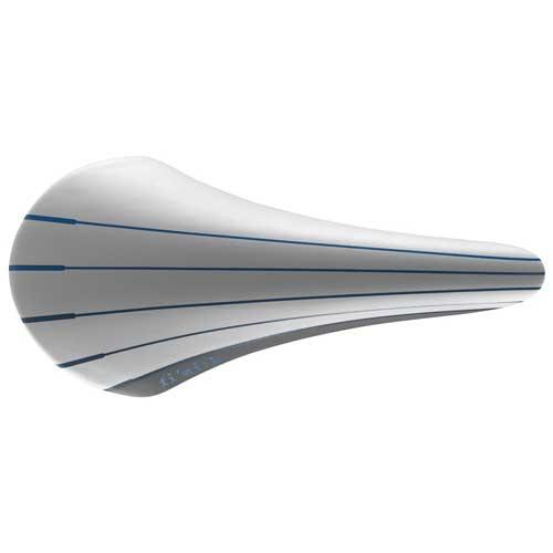 フィジーク VOLTA R3 Sアロイレール サドル ホワイト/グレー/ブルー