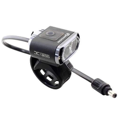 【現品特価】ムーン X-POWER 1300 ヘッドライト ブラック(64318000)