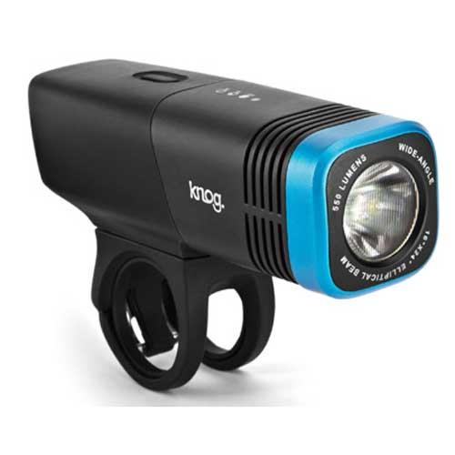 【現品特価】ノグ BLINDER ARC 5.5 ヘッドライト ブルー