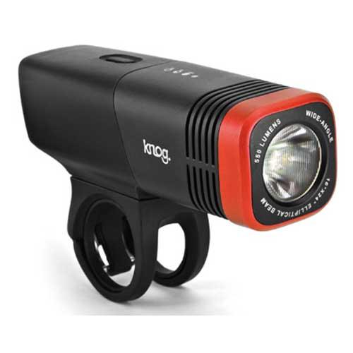 【現品特価】ノグ BLINDER ARC 5.5 ヘッドライト レッド
