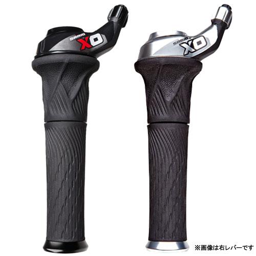 スラム X0 2段 グリップシフター 左レバー【自転車】【マウンテンバイクパーツ】【シフトレバー】【スラム】