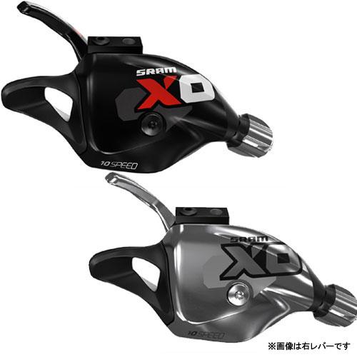 スラム X0 10段 トリガーシフター 右レバー【自転車】【マウンテンバイクパーツ】【シフトレバー】【スラム】