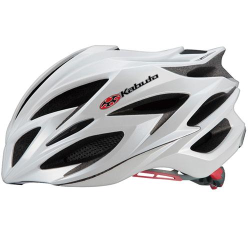 OGKカブト ステアー ホワイト ヘルメット