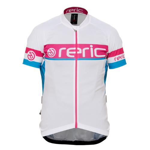 レリック ノルマ プリントショートスリーブジャージ ホワイト【自転車】【ウェア】【ショートスリーブウェア】【レリック】