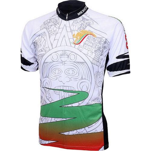 ワールドジャージ Mexico Aztec Jersey