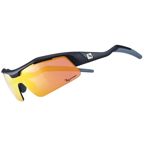 720アーマー Tack ブラック/グレー/ゴールド サングラス マグネット式レンズ着脱システム【自転車】【サングラス・アイウェア】