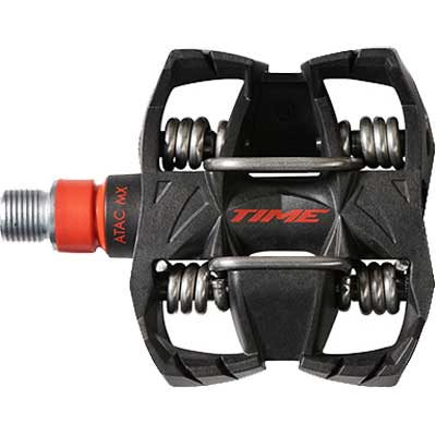 タイム アタック MX8 ペダル【自転車】【マウンテンバイクパーツ】【ペダル・クリート】【TIME】