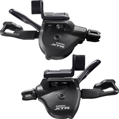 シマノ XTR SL-M9000-I RAPIDFIRE Plus (I-spec2対応) シフトレバー 左右セット
