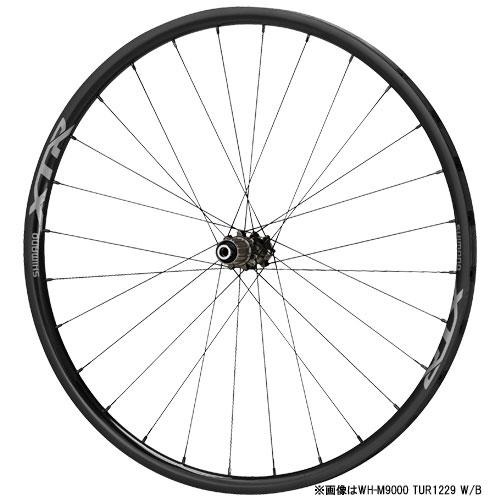シマノ XTR WH-M9000 XCレース用 29インチ ホイール チューブラー 後のみ【自転車】【マウンテンバイクパーツ】