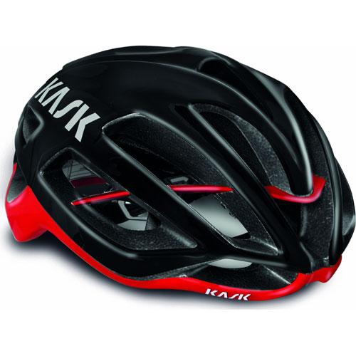 KASK PROTONE ヘルメット ブラック/レッド