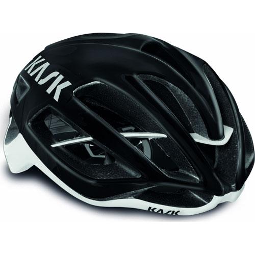 KASK PROTONE ヘルメット ブラック/ホワイト