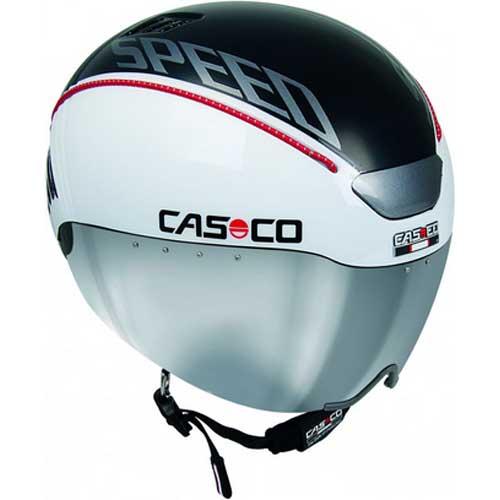 カスコ SPEEDtime ホワイト/ブラック ヘルメット