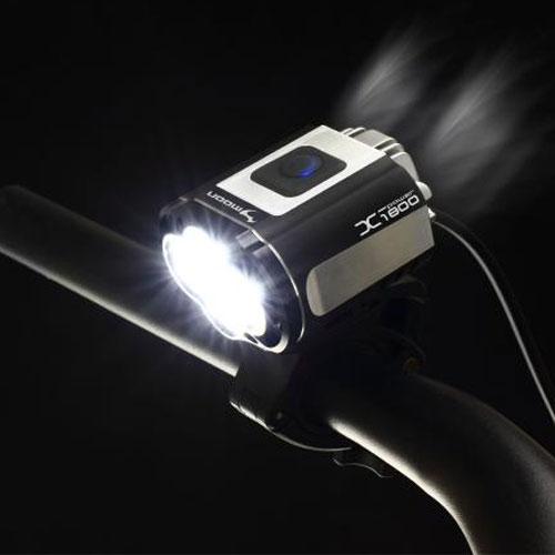 【現品特価】ムーン X-POWER 1800 ヘッドライト(64330000)