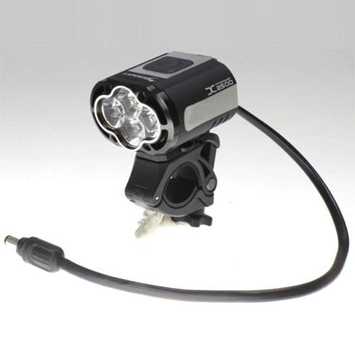 【現品特価】ムーン X-POWER 2500 ヘッドライト(64331000)