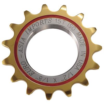 ユーロアジア ゴールドメダルプロ ピスト用固定ギア