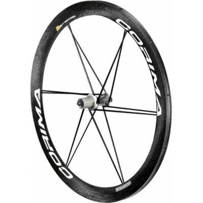 コリマ 47mm MCC S+ チューブラーホイール シマノ/スラム用(9、10、11S) 後のみ【自転車】【ロードレーサーパーツ】