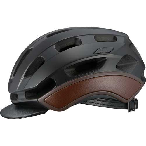 OGK KOOFU(コーフー) BCオーロ マットブラックブラウン ヘルメット