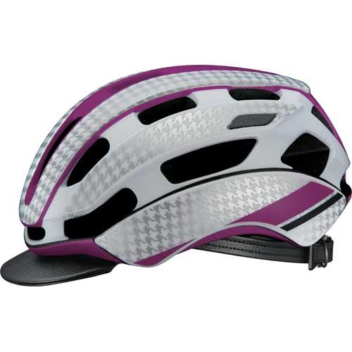 OGK KOOFU(コーフー) BCオーロ マットチドリパープル ヘルメット