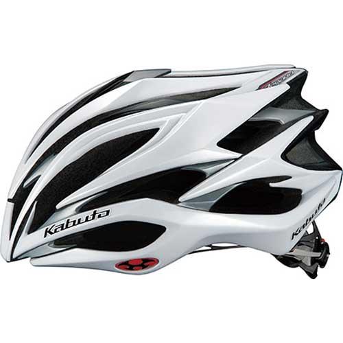 OGKカブト ゼナード パールホワイト ヘルメット